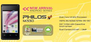 3. Nexian Philos Mi330