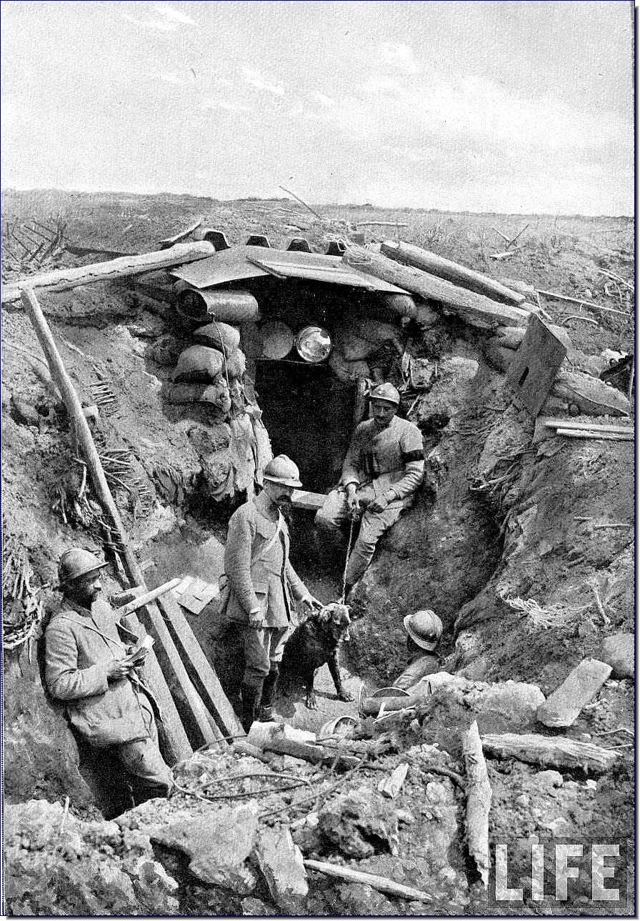 PICTURES FROM WAR AND HISTORY: World War One Images (Life ...