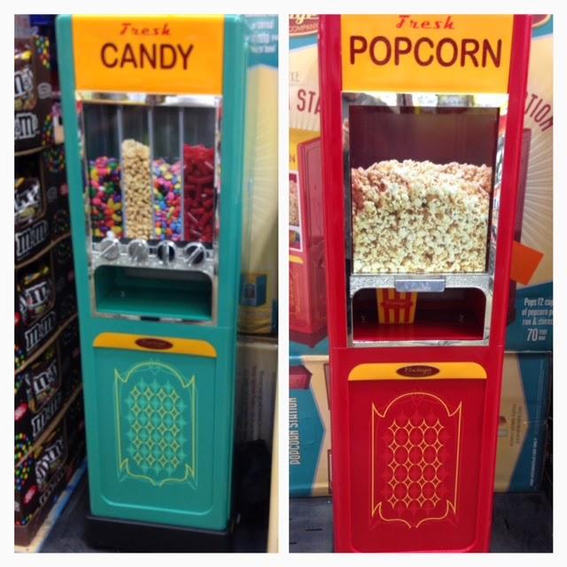 popcorn machine sams