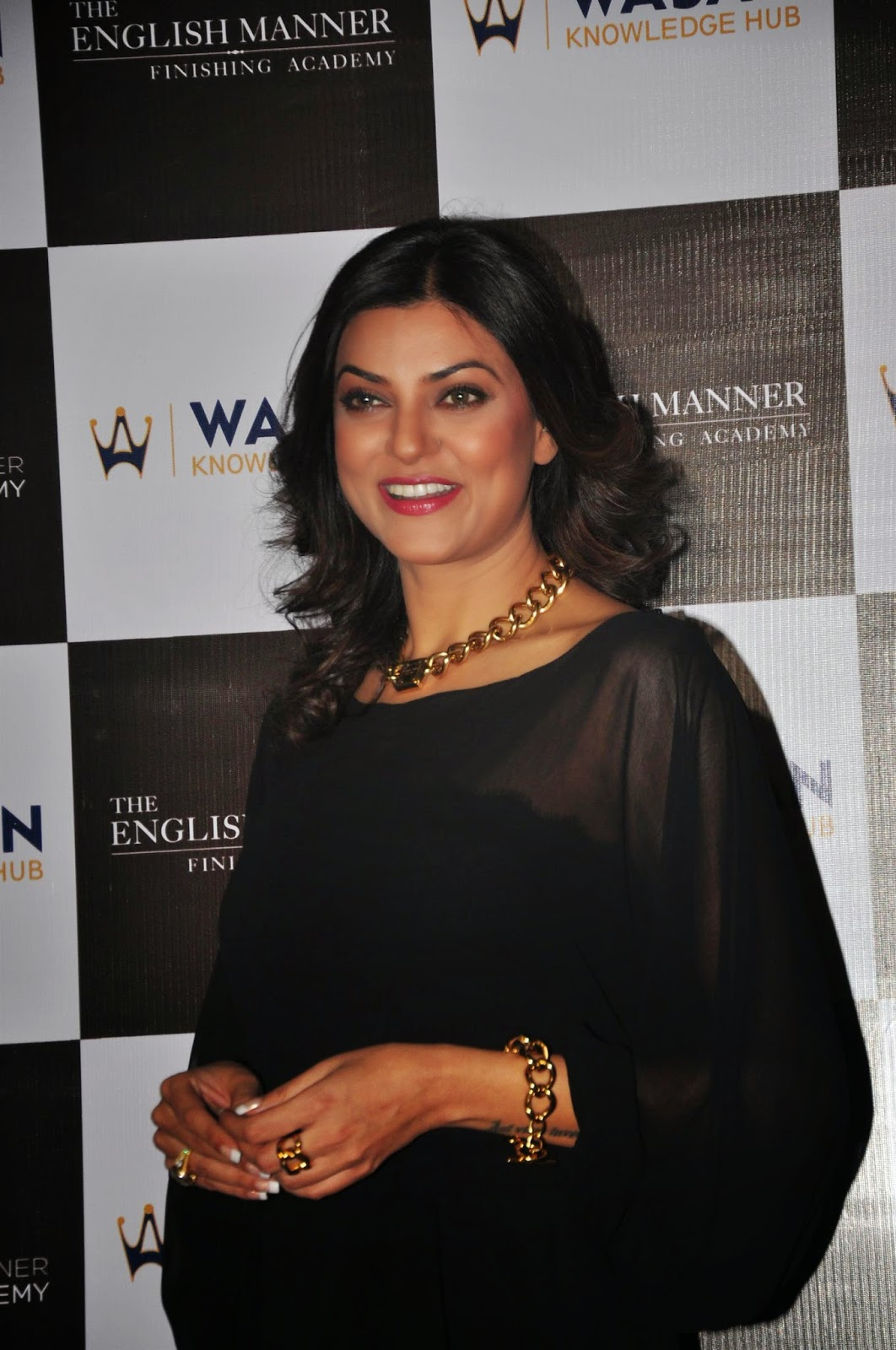 Sushmita Sen launches Wasan Group's Academy Photos