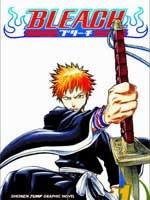 Ver descargar Bleach Manga español