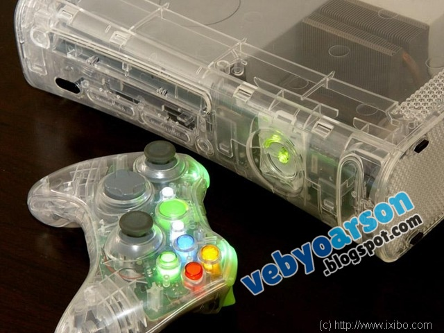 18  Transparent XboxXbox 360 Transparent