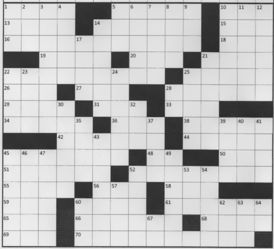 Started Crossword Clue  Letters
