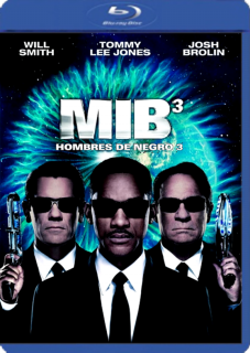 Hombres De Negro 3 - (Men in Black 3)-(MIB3) BrRip