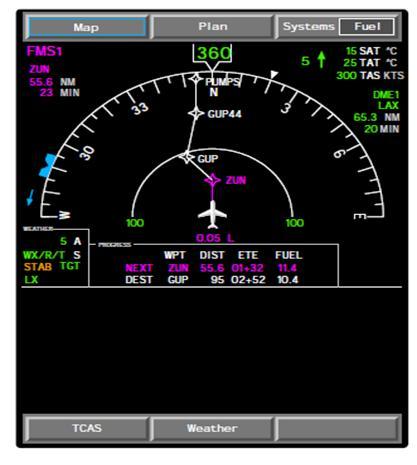 xplane 11 fms how to delete flight plan