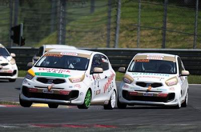 Mistrzostwa Polski Kia Picanto 2013