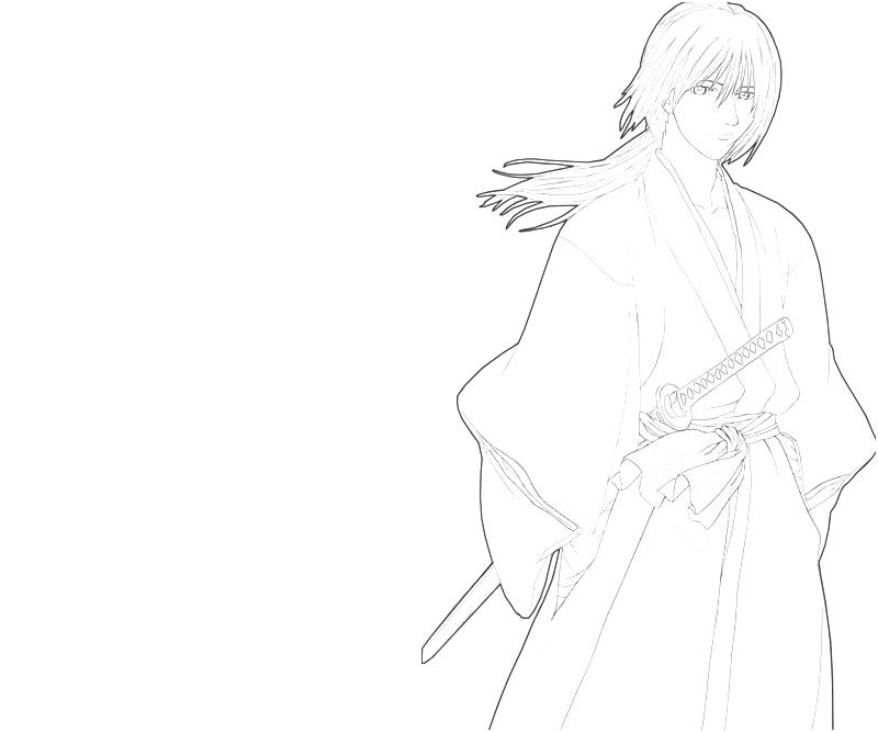printable-kenshin-himura-look-coloring-pages