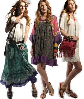 Unica news moda hippie - Ropa hippie moderna ...