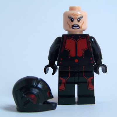 LEGO Ant-man minifigure review