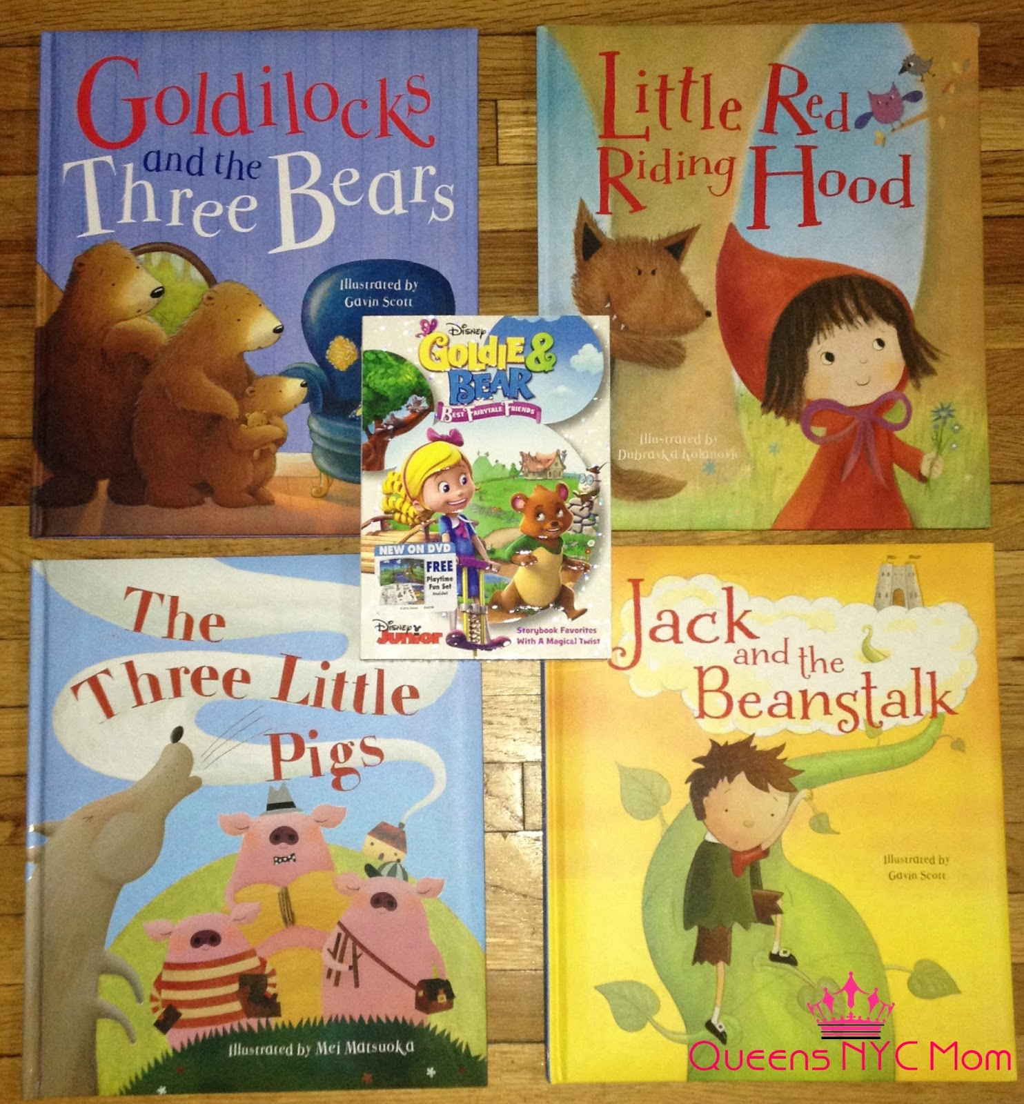 Leola and the honeybears: An African-American retelling of Goldie locks and the three bears pictures