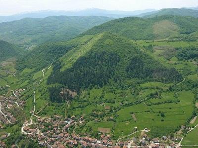 piramides de bosnia
