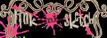 Sat - Pink Ink Sketch Challenge