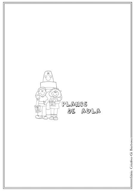 Caderno de Planos de Aula Ideia Criativa