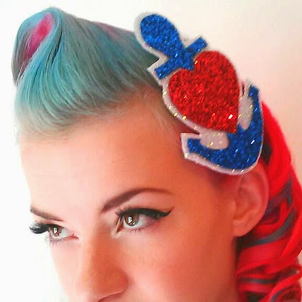 anchor fascinator