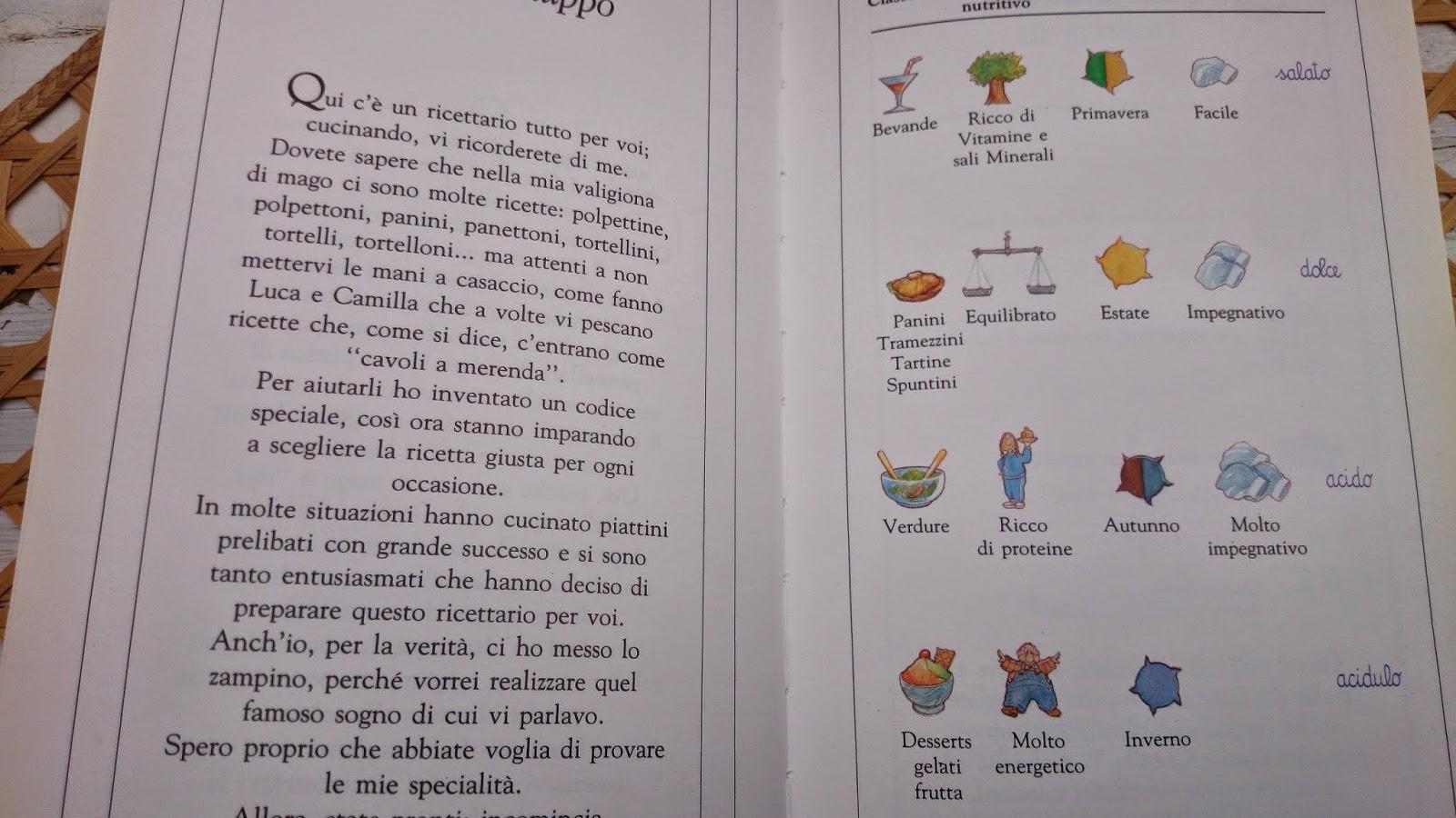 """Il libro """"Le ricette di Mago Filippo"""" - Foto 1"""