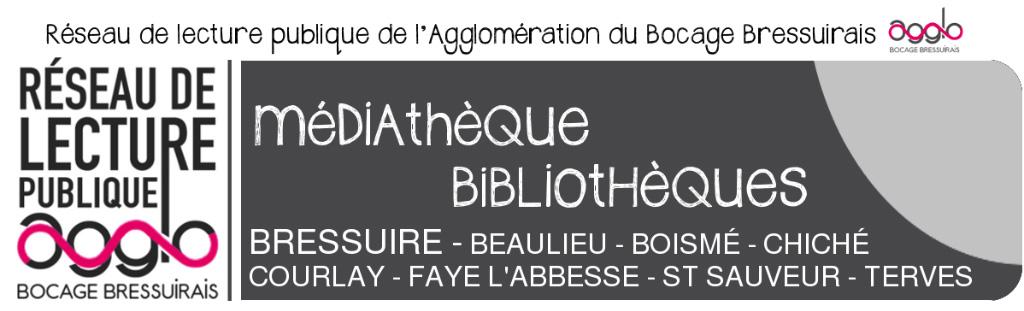 Médiathèque Bressuire