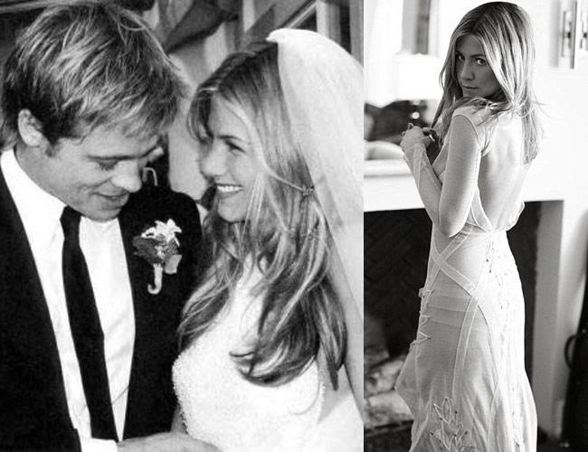 Blue Mason Jar Studio Inspiration Board Jennifer Aniston Inspired Wedding