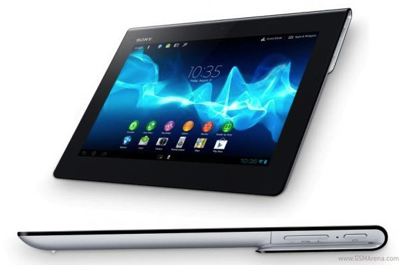 Review, Spec, Sony Xperia Tablet S