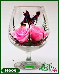 Hoa thủy tinh