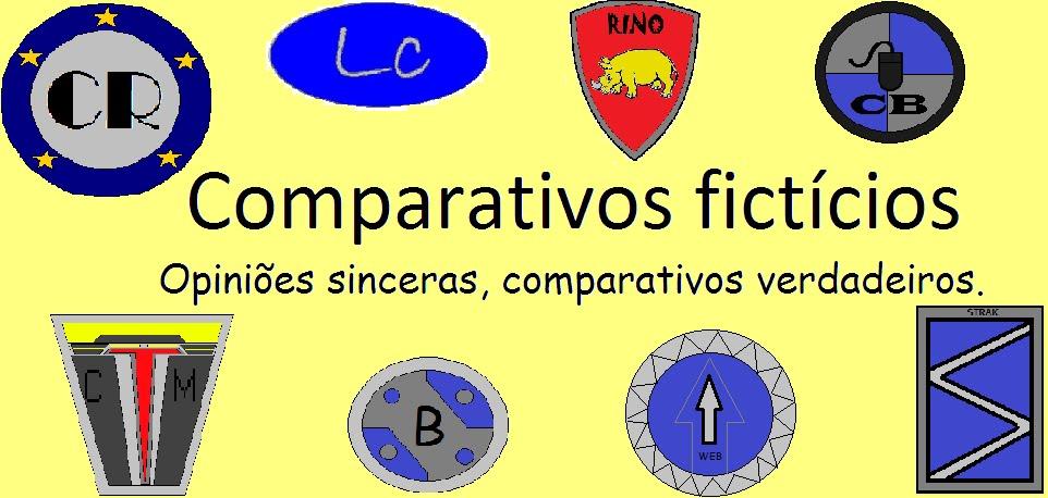 Comparativos fictícios