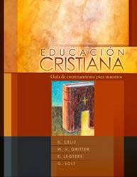 Varios Autores-Educación Cristiana-Guía De Entrenamiento Para Maestros-