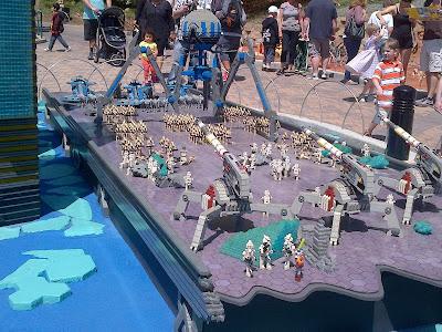 Legoland California Starwars 1