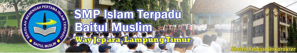 SMP IT BAITUL MUSLIM