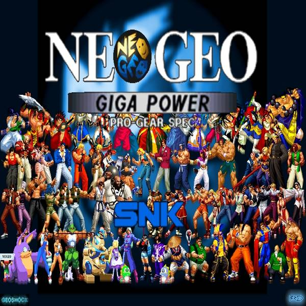 telecharger neo geo gratuit pc