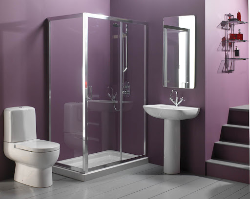 Interior Home Design, Simple bathroom design