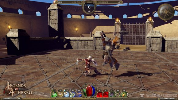 Legends of Aethereus PC              Screenshot 4 Legends of Aethereus RELOADED