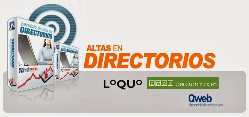 QWeb alta en directorios