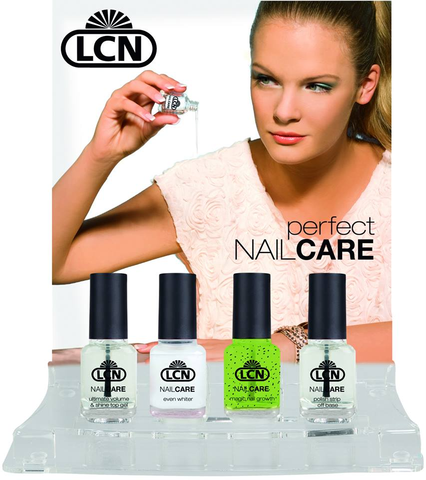 Betty Nails LCN Perfect Nail Care Collection