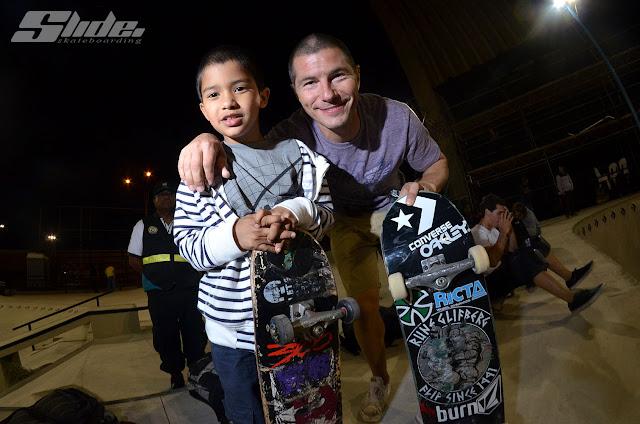 Rune Gliftberg + kid