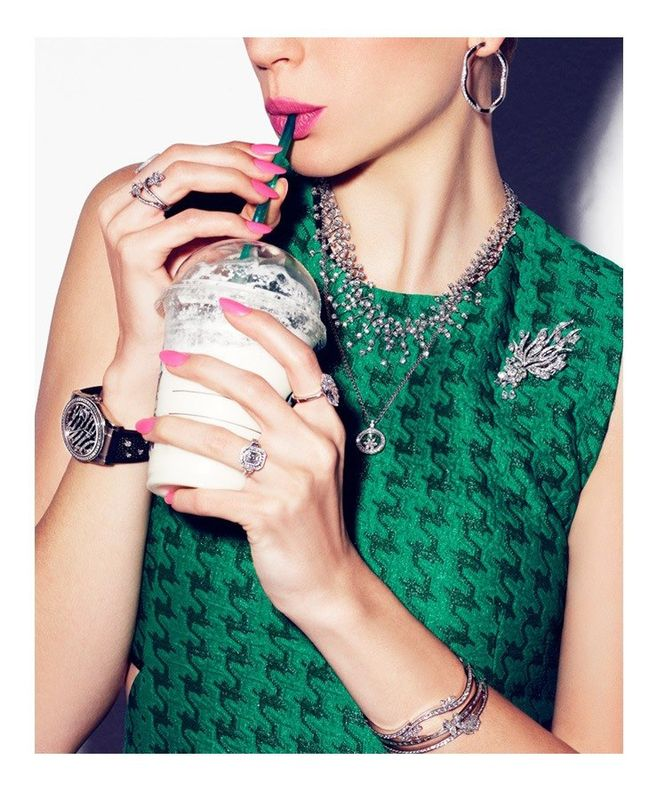 Amore Beauty Fashion: AMORE (Beauty + Fashion): Diamond