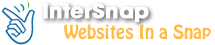InterSnap Professional Web Designs In 24 Hours