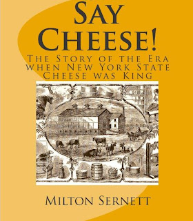 Say Cheese: When New York Cheese Was King