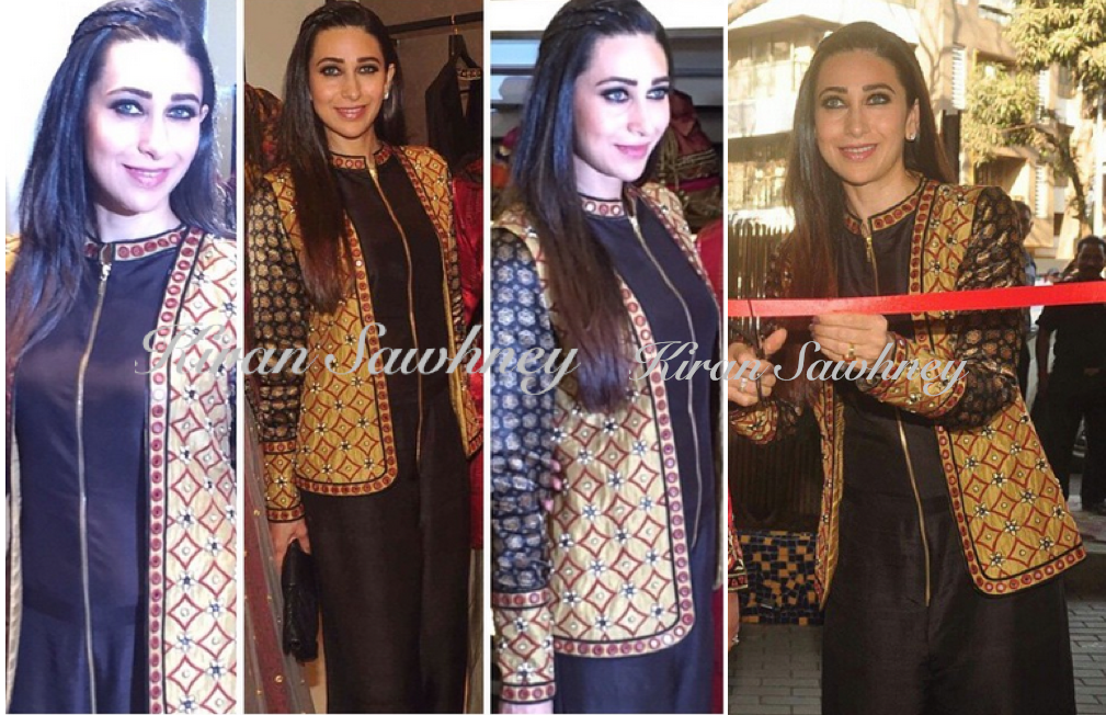 Karisma Kapoor At Anjali Jani Store Launch in Anjali Jani