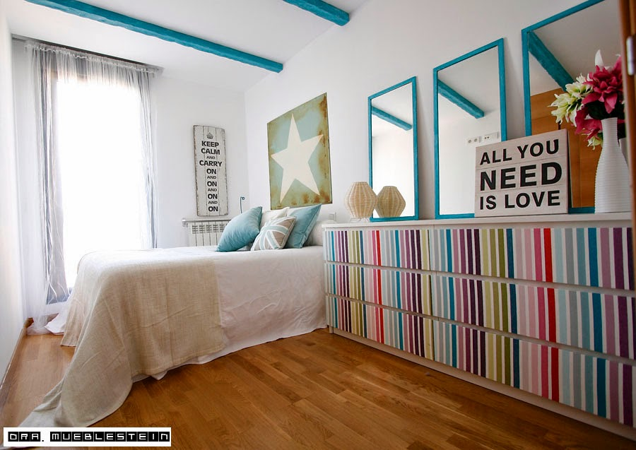 Poner cuadros en el dormitorio - Que cuadros poner en el dormitorio ...