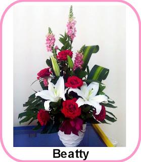 Bunga Ucapan Selamat dan Sukses di BSD