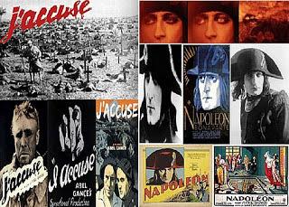 Abel Gance's J'ACCUSE (1919) NAPOLEON (1927)