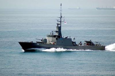 Oman Teken Kontrak Pembelian 4 Kapal Patroli Buatan Singapura