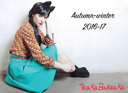 TRAKA BARRAKA: AUTUM WINTER 2016-17