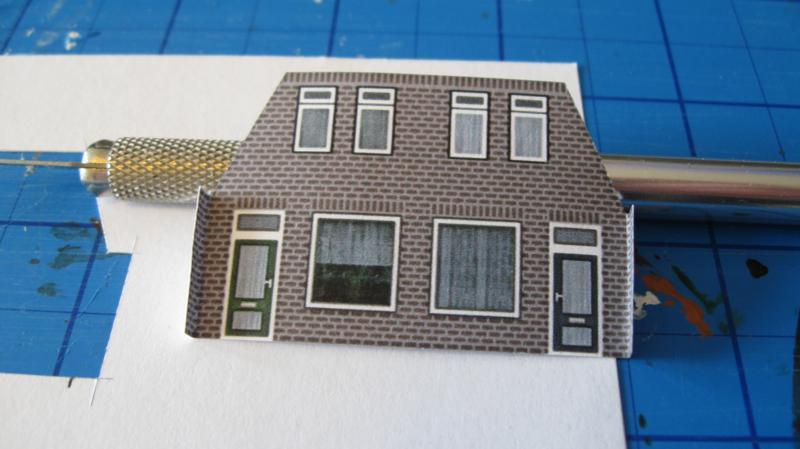 Bouwwerken van olaf nieuwe huizen uit de printer - Gevels van hedendaagse huizen ...