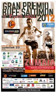 Zumaia Flysch Trail 2012