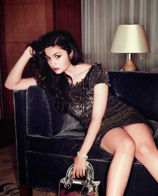 Alia Bhatt :Alia Bhatt's Hot and Unseen Sizzling Photoshoot Pics in HD Quality