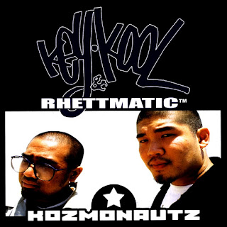 Key-Kool & Rhettmatic - Kozmonautz (1995)