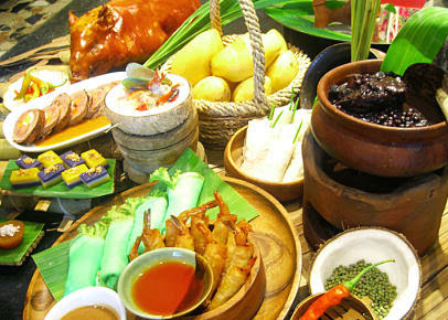 Filipino Cuisine Dictionary