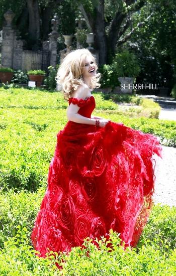 Moda y vestidos de fiesta