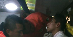 Golpean a trabajador de Súper Fasti en prolongación Diamante en Xalapa