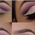 Elegant Rhinestone Eyeshadow Makeup Tutorial